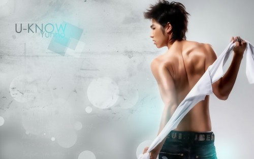 U-Know, TVXQ Wallpaper