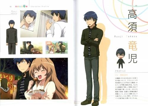 J.C. Staff, Toradora!, Ryuuji Takasu