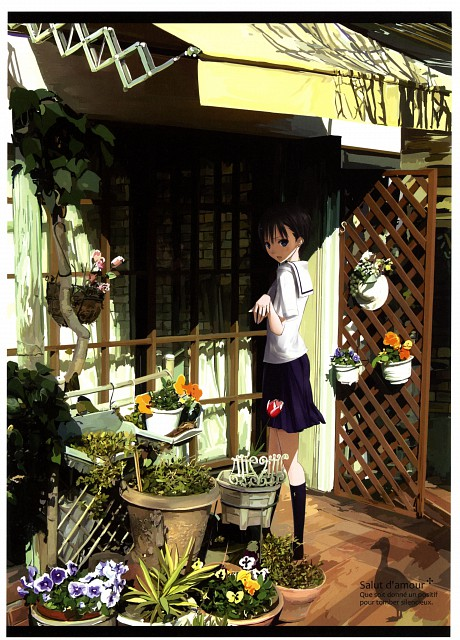 Shizu Yamauchi, Pixiv Girls Collection 2011, Pixiv