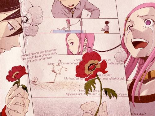 Kazuma Kondou, BONES, Eureka 7, Anemone, Dominic Sorel Wallpaper