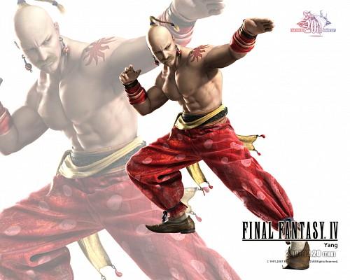 Square Enix, Final Fantasy IV, Yang Fang Leiden