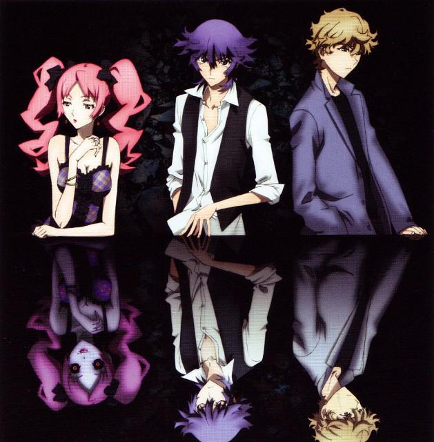 Ryu Fujisaki, Daume, Corpse Demon, Megumi Shimizu, Natsuno Yuuki