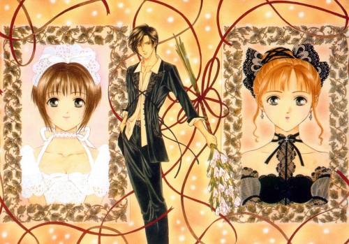 Yuu Watase, Alice 19th, Kyou Wakamiya, Alice Seno, Mayura Seno