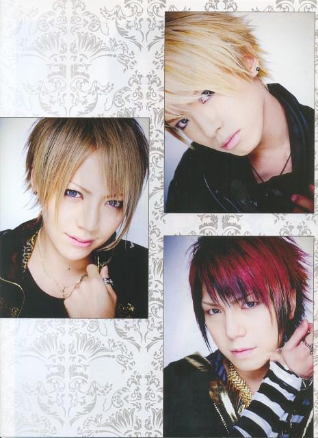 Shou, Nao, Hiroto, Alice Nine