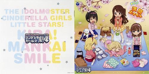 A-1 Pictures, Aniplex, Idol Master: Cinderella Girls, Idol Master, Miho Kohinata