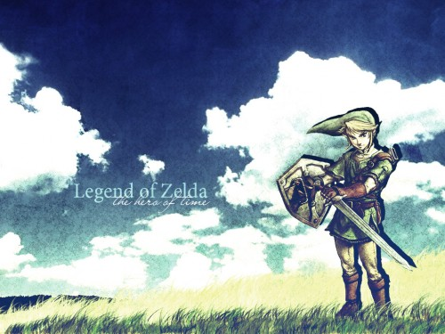 Nintendo, The Legend of Zelda, Link Wallpaper