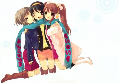 Noizi Ito, UNiSONSHIFT, Kyoto Animation, The Melancholy of Suzumiya Haruhi, Tribute to the SOS-Dan