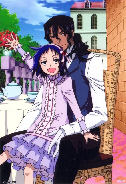 TMS Entertainment, D Gray-Man, Road Kamelot, Tyki Mikk