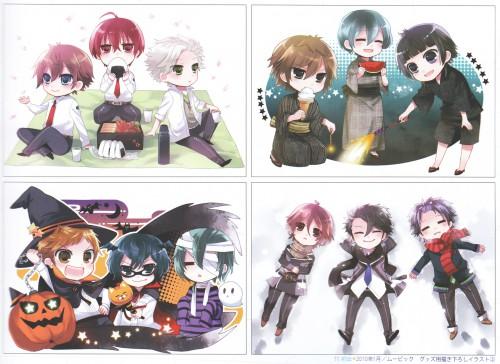 Kazuaki, Starry Sky Fan Book 2nd ~Autumn & Winter~, Starry Sky, Suzuya Tohzuki, Kotarou Hoshizuki