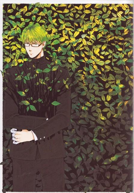 Inase-kun, Kuroko no Basket, Evergreen (Artbook), Shintarou Midorima, Doujinshi