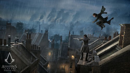 Ubisoft, Assassin's Creed Syndicate, Henry Green, Evie Frye, Game CG