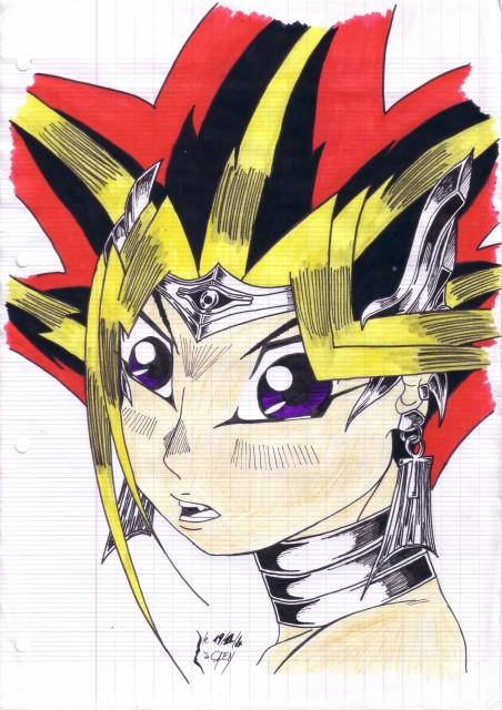 Yu-Gi-Oh Duel Monsters, Yami Yuugi