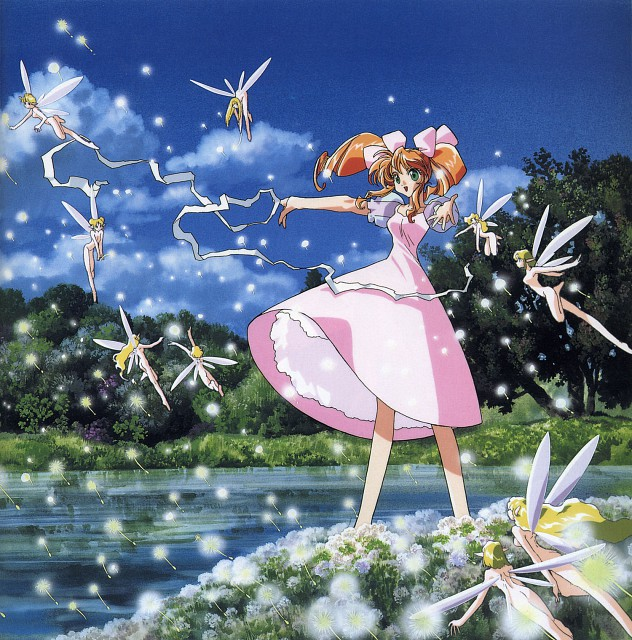 Atsuko Ishida, MOVIC, Bandai Visual, Shamanic Princess, Tiara (Shamanic Princess)