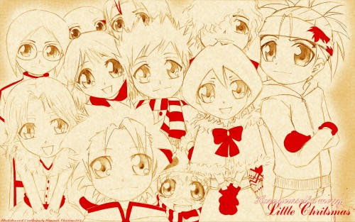 Kubo Tite, Studio Pierrot, Bleach, Ichigo Kurosaki, Toshiro Hitsugaya Wallpaper