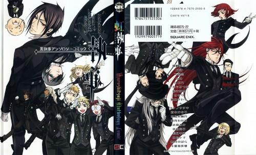 Yana Toboso, Kuroshitsuji, Nijishitsuji - Comic Anthology, Maylene, Undertaker