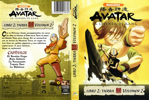 Avatar: The Last Airbender, Aang, Toph