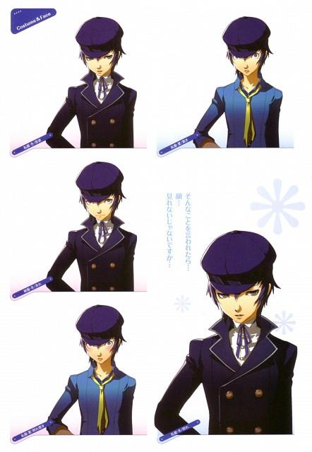 Anime International Company, Atlus, Shin Megami Tensei: Persona 4, Naoto Shirogane