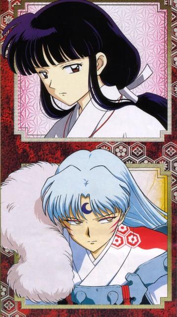 Rumiko Takahashi, Inuyasha, Sesshoumaru, Kikyou