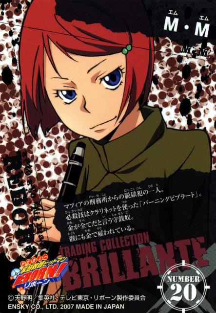 Akira Amano, Artland, Katekyo Hitman Reborn!, Katekyo Hitman Reborn!: Trading Collection, M.M.