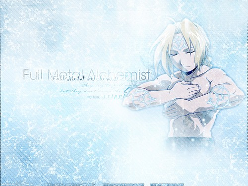 Hiromu Arakawa, BONES, Fullmetal Alchemist, Edward Elric, Magic Wallpaper