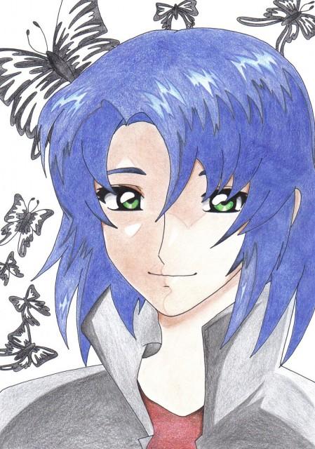 Sunrise (Studio), Mobile Suit Gundam SEED Destiny, Athrun Zala, Member Art