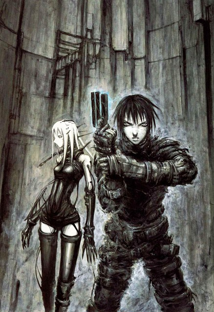 Tsutomu Nihei, Blame!, Blame! and So On, Cibo, Killy