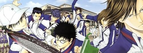 Takeshi Konomi, J.C. Staff, Prince of Tennis, Takeshi Momoshiro, Kunimitsu Tezuka