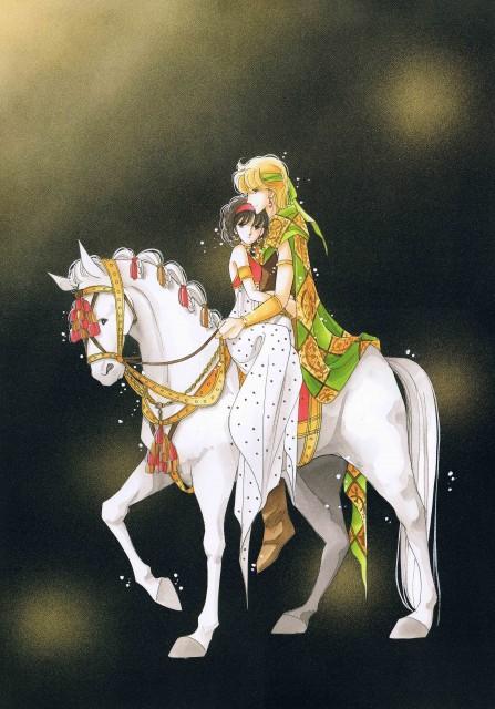 Chie Shinohara, Anatolia Story, Anatolia Story Illustrations, Kail Mursili, Yuri Suzuki