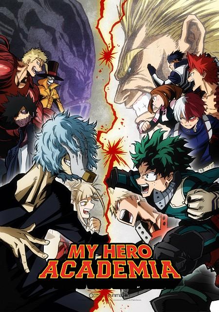 Kouhei Horikoshi, BONES, Boku no Hero Academia, Ochako Uraraka, Katsuki Bakugou