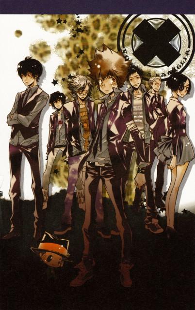 Akira Amano, Artland, Katekyo Hitman Reborn!, Colore!, Hayato Gokudera
