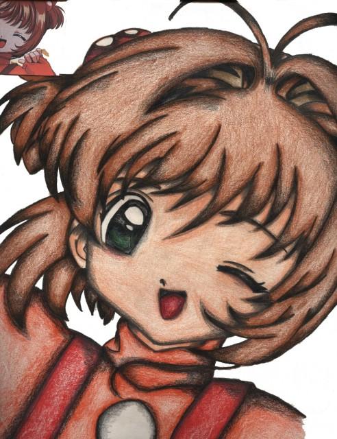 CLAMP, Madhouse, Cardcaptor Sakura, Sakura Kinomoto, Member Art
