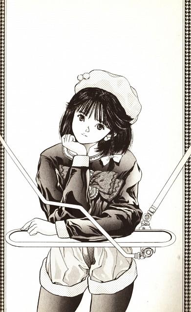 Masakazu Katsura, Tatsunoko Production, Video Girl Ai, Moemi Hayakawa