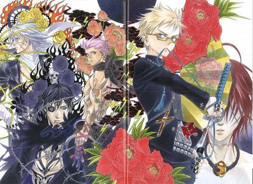 Kiyo Kyujyo, Zone-00, Shima Ango, Senryou, Renji Kurobara