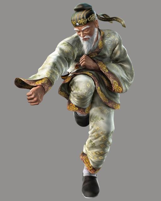 Namco, Tekken, Wang Jinrei