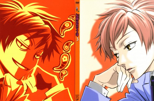Hatori Bisco, BONES, Ouran High School Host Club, Kaoru Hitachiin, DVD Cover