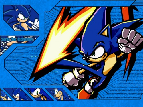 SNK, Sonic the Hedgehog, Sonic Wallpaper