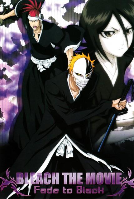 Studio Pierrot, Bleach, Ichigo Kurosaki, Renji Abarai, Rukia Kuchiki
