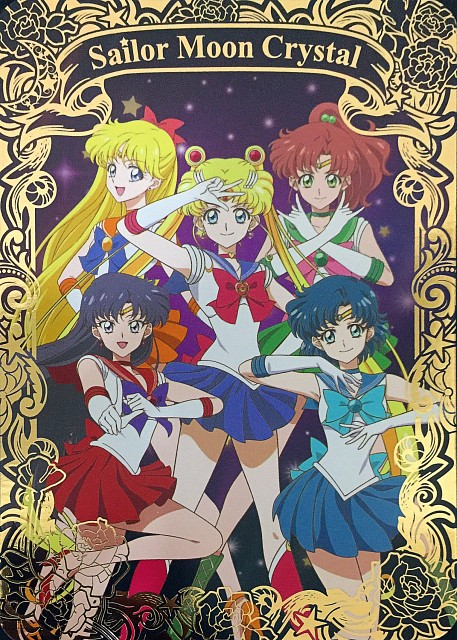 Toei Animation, Bishoujo Senshi Sailor Moon, Sailor Mercury, Sailor Moon, Sailor Venus