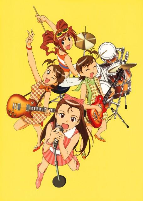 Annindofu, Idol Master, Mami Futami, Yayoi Takatsuki, Iori Minase
