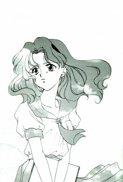 Studio Canopus, Bishoujo Senshi Sailor Moon, Michiru Kaioh, Doujinshi