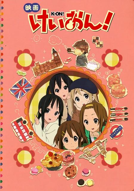 Kakifly, Kyoto Animation, K-On!, Mio Akiyama, Tsumugi Kotobuki