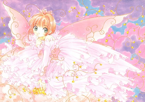 CLAMP, Madhouse, Cardcaptor Sakura, Cardcaptor Sakura Illustrations Collection 2, Sakura Kinomoto
