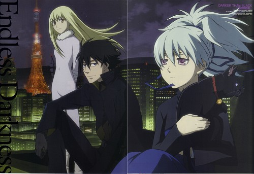 Yuji Iwahara, BONES, Darker than Black, Yin, Hei