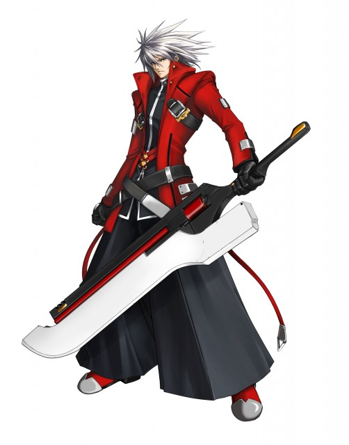 Blazblue Material Setting Collection, Blazblue, Ragna the Bloodedge