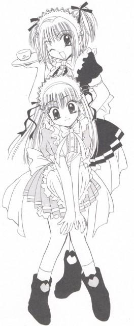 Mia Ikumi, Tokyo Mew Mew, Berry Shirayuki, Ichigo Momomiya