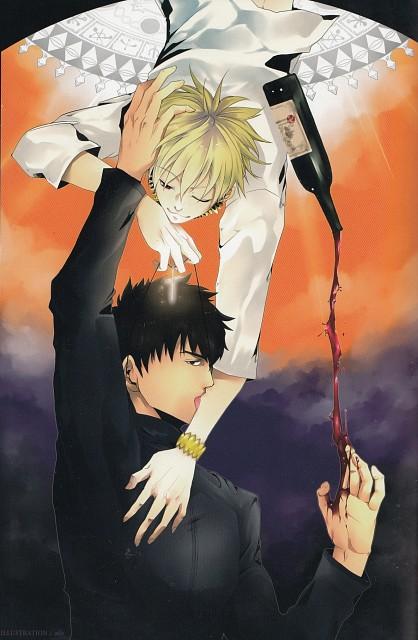 Fate/Zero, Kirei Kotomine, Gilgamesh (Fate/stay night), Doujinshi