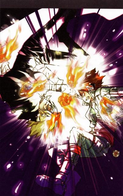 Akira Amano, Artland, Katekyo Hitman Reborn!, Colore!, Tsunayoshi Sawada