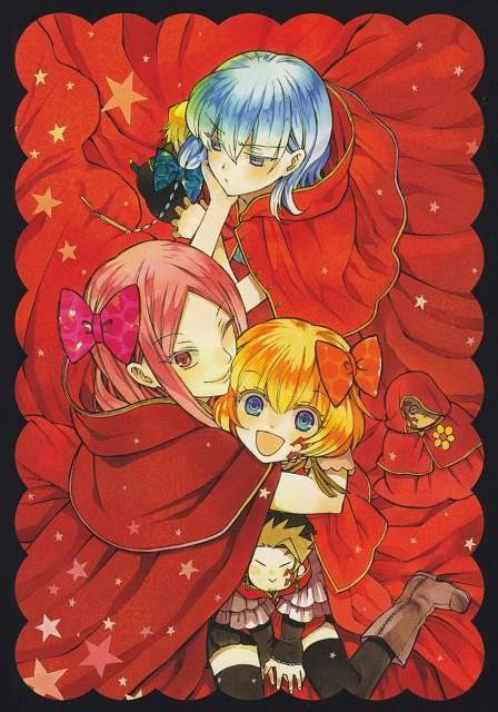 Jun Mochizuki, Xebec, Pandora Hearts, Pandora Hearts COMIC SPECIAL CALENDAR 2012, Fang Baskerville