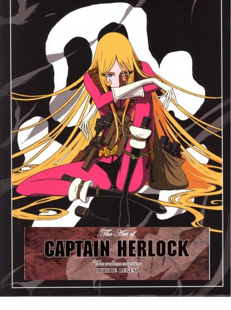 Reiji Matsumoto, Toei Animation, Captain Harlock, Kei Yuki, Emeraldas