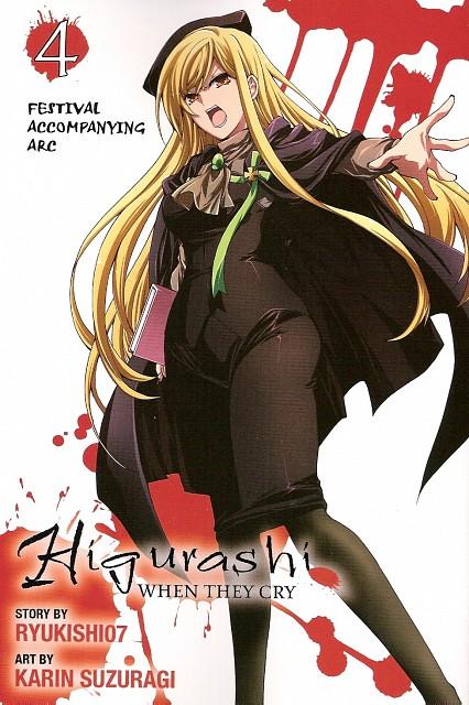Karin Suzuragi, Studio DEEN, 07th Expansion, Higurashi no Naku Koro ni, Miyo Takano